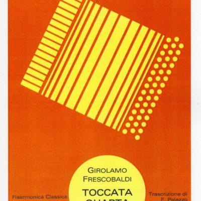 Girolamo Frescobaldi Toccata IVa dal II° Libro