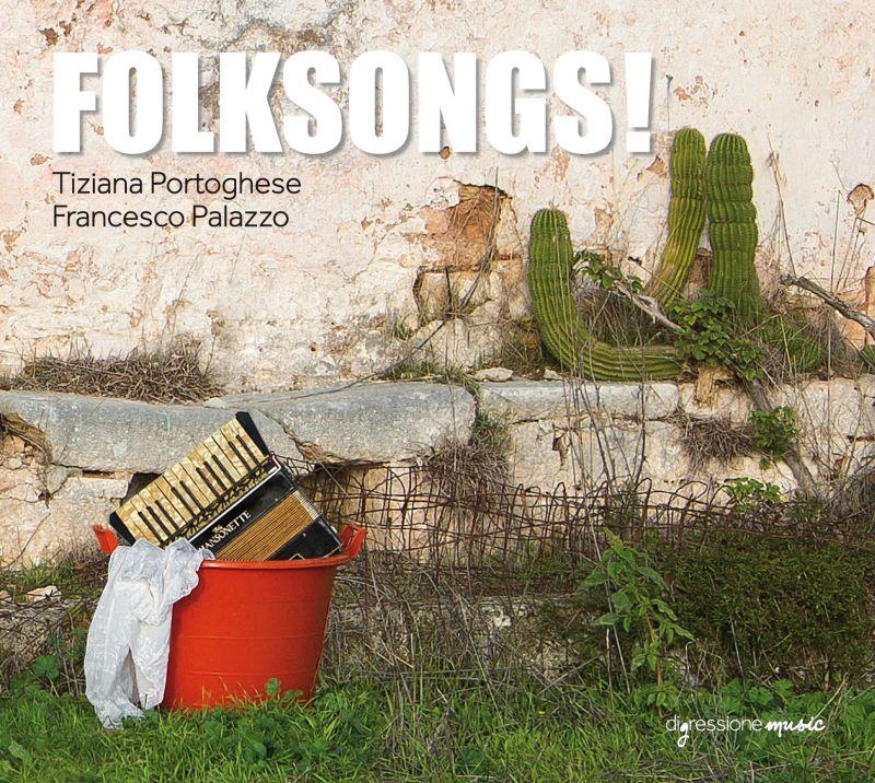 FOLKSONGS copertina