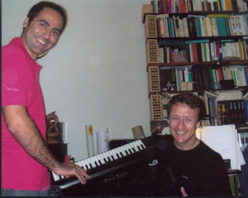Francesco e Stefan Hussong